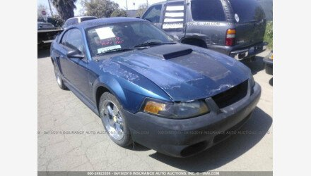 2000 Ford Mustang GT Coupe for sale 101124808