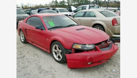 2000 Ford Mustang Coupe for sale 101125641