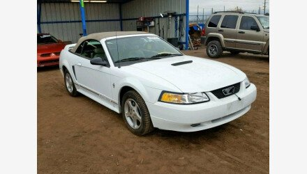 2000 Ford Mustang Convertible for sale 101125681