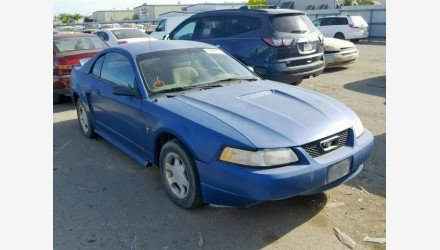 2000 Ford Mustang Coupe for sale 101126941