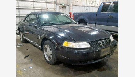 2000 Ford Mustang Convertible for sale 101126971