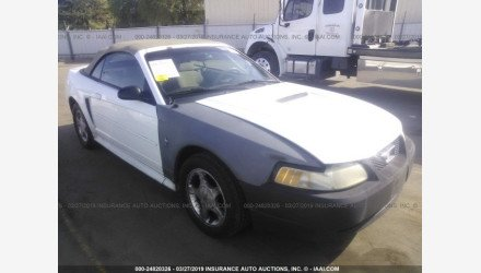 2000 Ford Mustang Convertible for sale 101127118