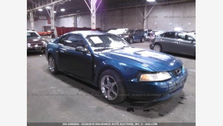 2000 Ford Mustang Coupe for sale 101127155