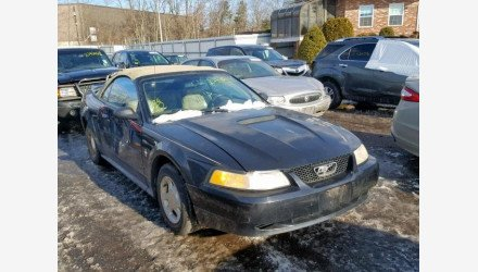 2000 Ford Mustang Convertible for sale 101128213