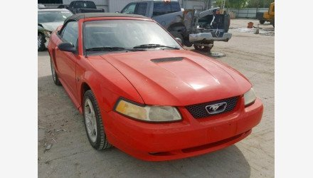 2000 Ford Mustang GT Convertible for sale 101128263