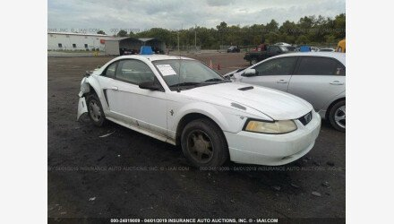 2000 Ford Mustang Coupe for sale 101128318