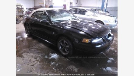 2000 Ford Mustang Convertible for sale 101128595
