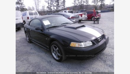 2000 Ford Mustang GT Coupe for sale 101129174