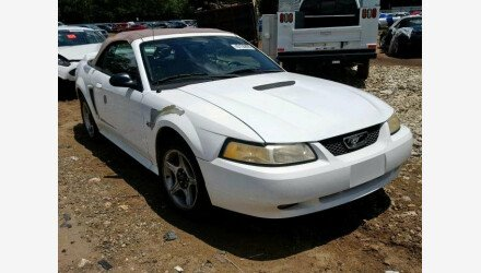 2000 Ford Mustang GT Convertible for sale 101181609