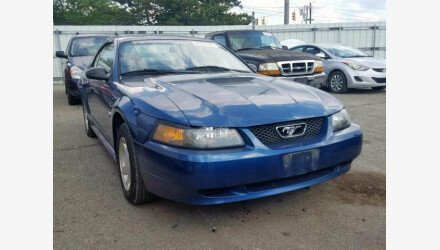 2000 Ford Mustang Coupe for sale 101186579