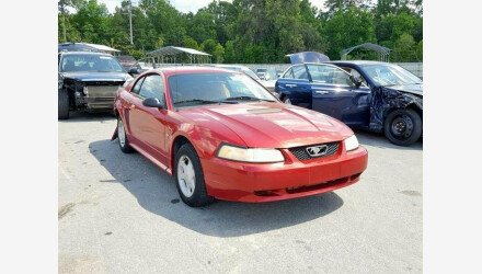 2000 Ford Mustang Coupe for sale 101186682