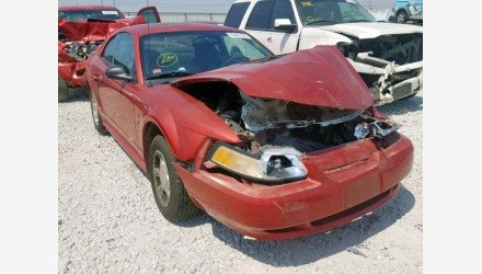 2000 Ford Mustang Coupe for sale 101190698
