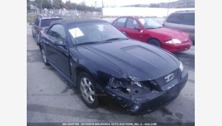 2000 Ford Mustang Convertible for sale 101190970