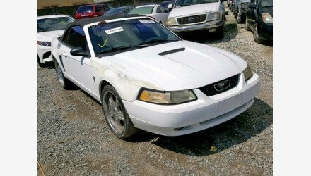 2000 Ford Mustang Convertible for sale 101191495