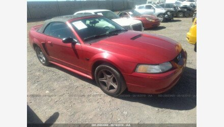 2000 Ford Mustang GT Convertible for sale 101194538