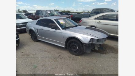 2000 Ford Mustang Coupe for sale 101195110