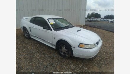 2000 Ford Mustang Coupe for sale 101200941