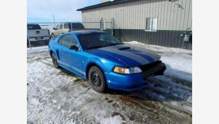 2000 Ford Mustang Coupe for sale 101202170