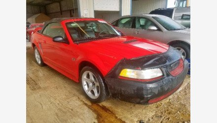 2000 Ford Mustang GT Convertible for sale 101206656