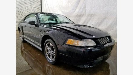 2000 Ford Mustang Coupe for sale 101206692