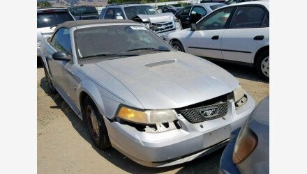 2000 Ford Mustang Convertible for sale 101206723