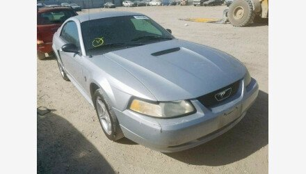 2000 Ford Mustang Coupe for sale 101207806