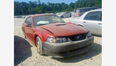 2000 Ford Mustang Coupe for sale 101207898