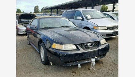 2000 Ford Mustang Convertible for sale 101207923