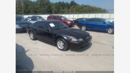 2000 Ford Mustang Coupe for sale 101208510
