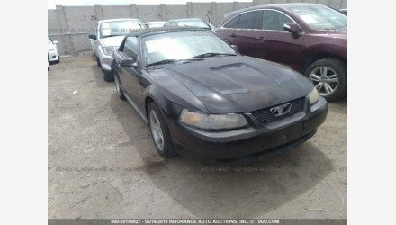 2000 Ford Mustang Convertible for sale 101208524