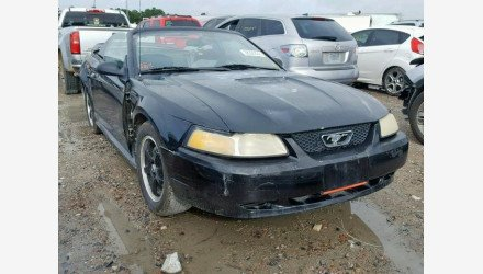 2000 Ford Mustang Convertible for sale 101208968