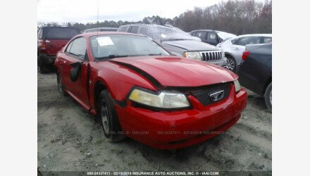 2000 Ford Mustang Coupe for sale 101209173