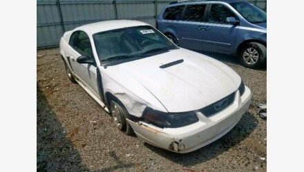 2000 Ford Mustang Coupe for sale 101210376