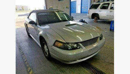 2000 Ford Mustang Convertible for sale 101210384