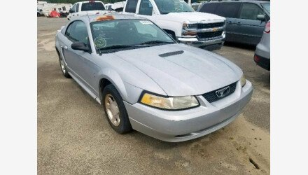 2000 Ford Mustang Coupe for sale 101210390