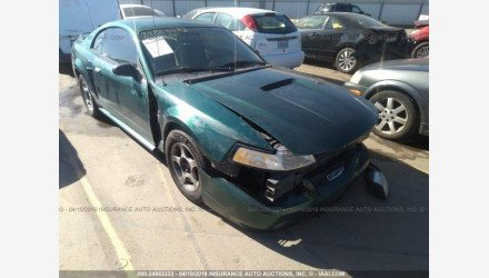 2000 Ford Mustang Coupe for sale 101217409