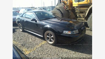2000 Ford Mustang Coupe for sale 101218190