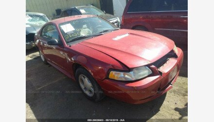 2000 Ford Mustang Coupe for sale 101218224