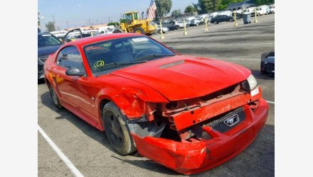 2000 Ford Mustang Coupe for sale 101219423