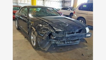 2000 Ford Mustang GT Coupe for sale 101219543