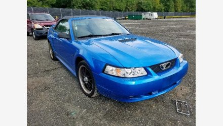 2000 Ford Mustang GT Convertible for sale 101219568