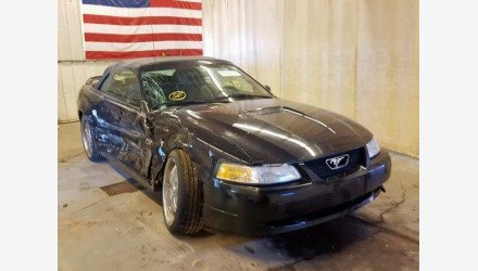 2000 Ford Mustang Convertible for sale 101220221