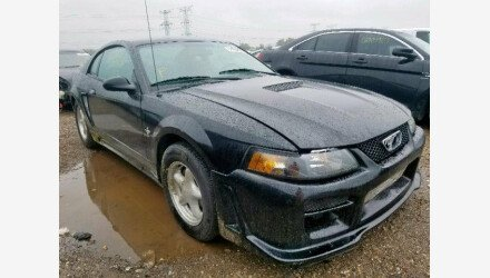2000 Ford Mustang Coupe for sale 101222247