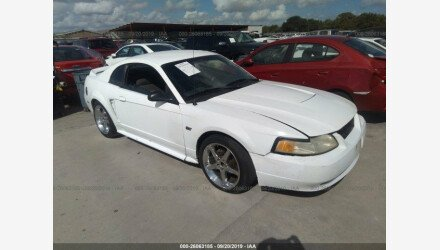 2000 Ford Mustang GT Coupe for sale 101222389