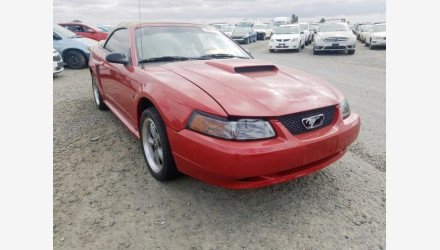 2000 Ford Mustang GT Convertible for sale 101222625