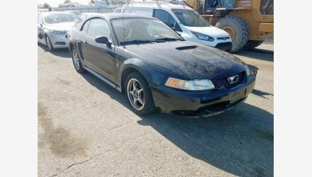 2000 Ford Mustang Coupe for sale 101222688