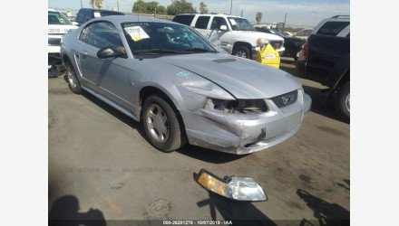 2000 Ford Mustang Coupe for sale 101223304