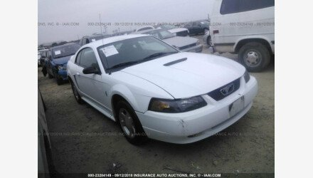 2000 Ford Mustang Coupe for sale 101224554