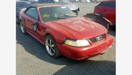 2000 Ford Mustang Convertible for sale 101225006