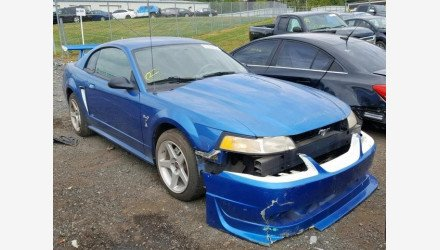 2000 Ford Mustang Coupe for sale 101225806